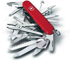 victorinox swiss army swisschamp multi tool red 3 58