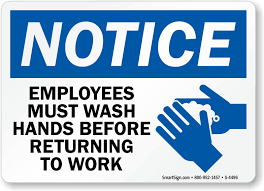 printable poster for hand washing free bathroom signs download pdf