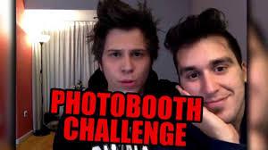 Challenge Rubius Photobooth Challenge Rubius Y Mangel Dailymotion