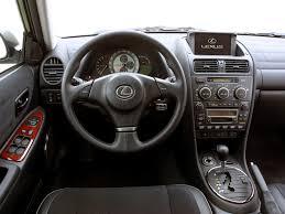 lexus is 200 front panel lexus is 200 sportсross worldwide xe10 u00272002 u201305