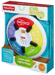 fisher price learn with lights piano walmart