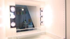 Makeup Mirrors Lighted Bedroom Light Bulbs For Makeup Best Lighted Makeup Mirror