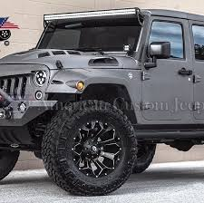 grey jeep wrangler 4 door great 2018 jeep wrangler custom unlimited sport utility 4 door 2018