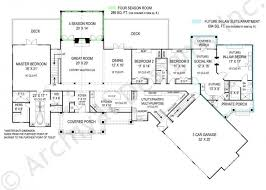 Floor Plans And Elevations Of Houses Pepperwood Ranch Home Plan Open Home Floor Plan Ranch House