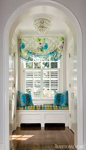Turquoise Valances For Windows Inspiration 220 Best Stylish Top Treatments Images On Pinterest Window