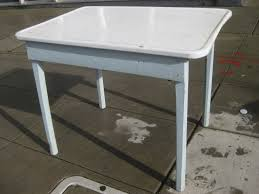 laundry room table top uhuru furniture collectibles sold old laundry room table metal