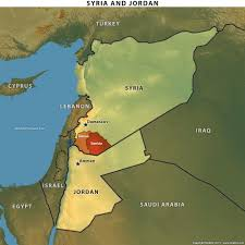 Syria And Iraq Map by Understanding Jordan U0027s Policy On Syria Stratfor Worldview