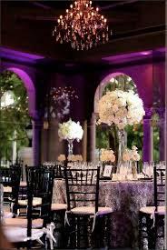 Black And Silver Centerpieces by Best 20 Eggplant Purple Wedding Ideas On Pinterest Purple