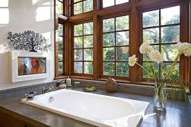 bathroom tv ideas flat screen tv stands fashion other metro traditional bathroom
