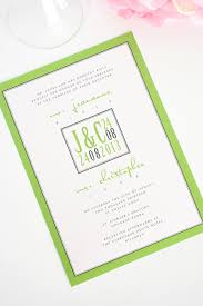 after wedding invitations lime green wedding invitations u2013 wedding invitations