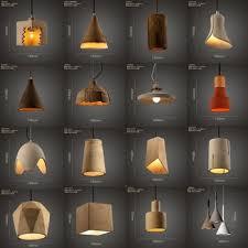 Indoor Pendant Lights Indoor Stairs Concrete Acrylic Pendant Lamp Chandelier Light Buy