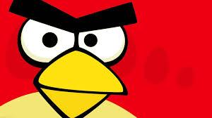 cartoon angry birds red desktop background wallpaper 1080p hd