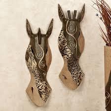 wall masks primal animal print mask wall set