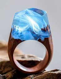 jewelry wooden rings images I wish i liked wearing jewelry because these rings are insanely jpg