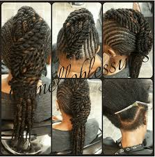 natural styles that you can wear in the winter havana twist hair styles you ll love to try