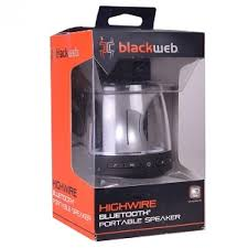 blackweb lighted bluetooth speaker review blackweb highwire bwa15av110 bluetooth wireless illuminated portable