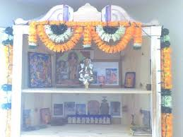 Home Temple Decoration Ideas Home Temple Decoration Flower Decoration Ideas For Pooja Room Get