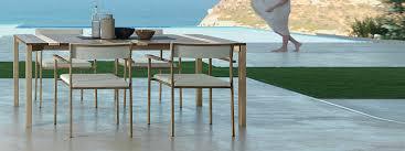 modern outdoor table and chairs talenti casilda modern garden dining furniture modern garden furniture