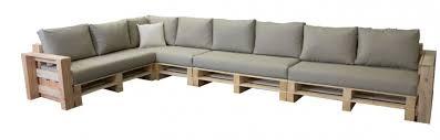 canapé d angle en palette canapé palette composition 4 accessoires coreme vente en ligne