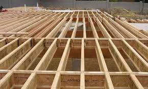 Lvl Beam Span Table by In Building Construction What Does U0027minimum Interior Bearing For