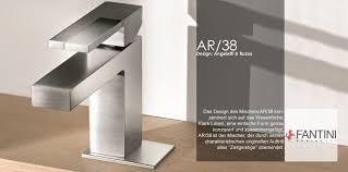design badarmaturen armaturenserie ar 38 fantini designer angeletti ruzza
