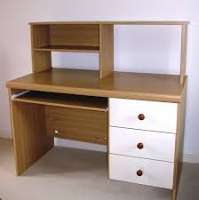 Flat Pack Computer Desk Hygena Flat Pack Home Office Computer Desk Unit 120 W X62depth