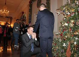 marine proposes to same partner at white house ny daily news