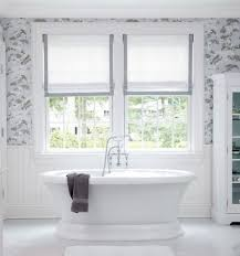 bathroom window treatments small bathroom window curtain ideas