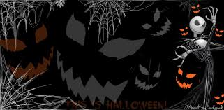 halloween facebook background jack skellington hallloween wallpaper