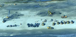 Louisiana Beaches images More massive tar mats from bp oil spill discovered on louisiana jpg