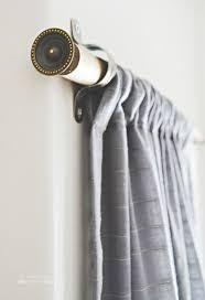 Oversized Curtain Rod Custom Drapery Hardware And Curtain Rods Can Modernize Your Window