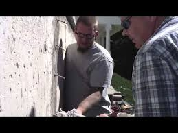 Leaky Basement Repair Cost by Cracked Concrete Foundation Repair And Wet Leaky Basement Fix