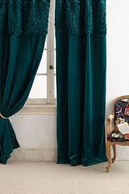 Turquoise Velvet Curtains Matte Velvet Curtain I Want That Pinterest Room Living