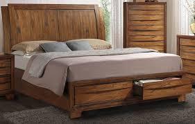 loon peak russet queen storage sleigh bed u0026 reviews wayfair