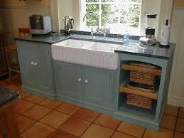 free standing kitchen furniture amazing blue wash stand free standing kitchen sink white sink