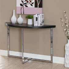 White Hallway Console Table Console Table For Kitchen Home Ideas