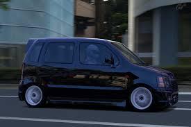 custom suzuki wagon r rr tokyo r246 gt5 by pikachuracer on