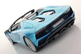 lamborghini aventador s roadster 1 18 mr collection models