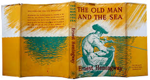 ernest hemingway first editions the old man and the sea a