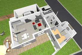 plan maison moderne 4 chambres plan maison moderne 3 chambres 13 6 systembase co