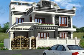 house plan house elevation indian sloping pinterest house