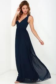 long navy blue dress u2013 fashion dress trend 2017