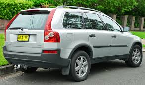volvo jeep 2015 2003 volvo xc90 information and photos zombiedrive