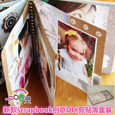 Scrapbooking Albums Gift Box Christmas Picture More Detailed Picture About Diy