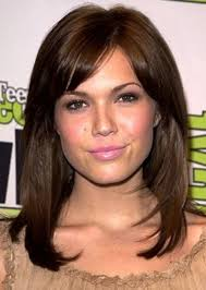 diamond face hairstyle for over 50 medium length hair fine straight middle age google search