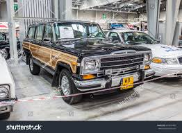 jeep grand wagoneer 2017 warsaw poland may 14 2017 auto stock photo 667018408 shutterstock