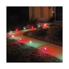 ct electric pathway lights redgreen  ebay with image is loading ctelectricpathwaylightsredgreen from ebaycom