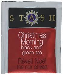 stash tea morning black tea 100 count box