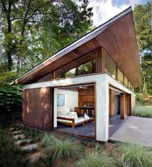 Slanted Roof House Building A Shed Roof House U2013 Compared With Pitched Roof And Flat