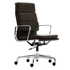 fauteuil bureau eames chaise pad hb meubles design chaises d office